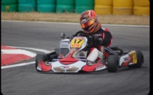 Kart : Championnat de France National, Thomas Drouet