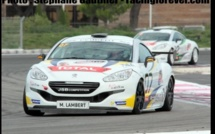 Peugeot RCZ Cup : Paul Ricard, Mathieu Lambert