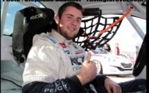 Peugeot RCZ Cup : Ledenon, Mathieu Lambert