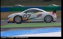 Peugeot RCZ Cup : Magny-Cours, Mathieu Lambert