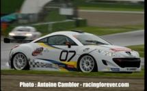 Peugeot RCZ Cup : Imola, Lambert se maintient au top