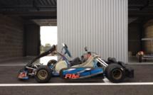 Karting : Thomas Drouet