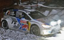 WRC : Rallye de Monté-Carlo, victoire de S. Ogier