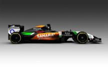 F1 : Force India dévoile une 1ère image de la VJM07