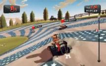 Test jeu video : F1 Race Stars