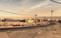 Need for speed Shift : Circuit de Willow Springs (Anglais)