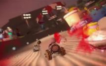 Jeu vidéo : LittleBigPlanet Karting