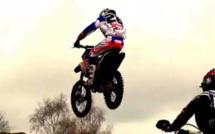 Motocross : Paulin Gautier