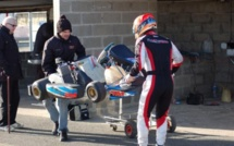 Karting National : Saison 2014 Thomas Drouet