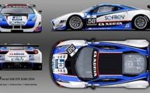 24h du Mans : Le Team Sofrev-ASP se lance dans l'aventure !