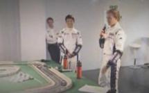 Un jour dans la vie d'un pilote de F1 (en Anglais)