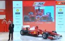 F1 : Présentation de la Ferrari F10