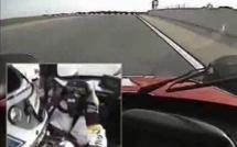 Un tour du circuit de Ledenon en Bio Racing (Source Miti)