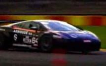 Mike Parisy et Philippe Gaillard champions de France FFSA GT3 2009