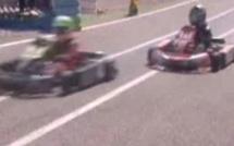 Championnat de France 2009 de Kart Minime et Cadet à Aigues Vives