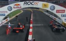 RACE OF CHAMPIONS 2012 GROSJEAN VAINQUEUR