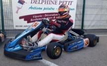 Karting : Une première compliquée pour Thomas Drouet
