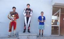 Karting : Premier succès en KZ  pour Pierre Loubère