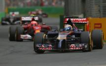 F1 : GP d'Australie, la course des Français
