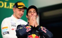 F1 : GP d'Australie, Ricciardo exclu