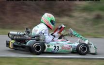 Karting X30 : La saison débute par un podium pour Jérémy Lopes