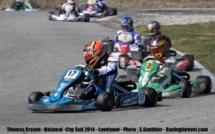 Karting : Championnat Sud 1/5 2014 : Lavelanet