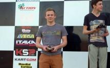 Karting National : Thomas Drouet se rassure à Lavelanet