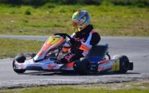 Karting : Pierre Loubère champion d'Aquitaine en KZ125