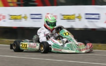 Karting Challenge Europa X30 : Lopes accroche le top 10 à Mariembourg