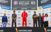 Eurocup Clio : Motorland, course 1