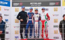 Eurocup FR 2.0 : Motorland, course 1