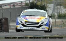 Peugeot RCZ Cup : Le Mans, course 1