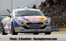 Peugeot RCZ Cup : Le Mans, Mathieu Lambert leader du championnat
