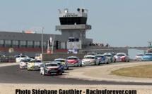 Peugeot RCZ : Lédenon, course 3