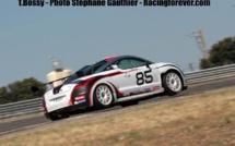 Peugeot RCZ Cup : De nouveaux podiums pour Thibaut Bossy et TB2S