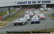 Peugeot RCZ Cup : Val de Vienne, course 1