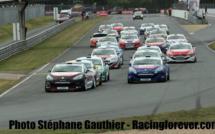 Peugeot RCZ Cup : Val de Vienne, course 2