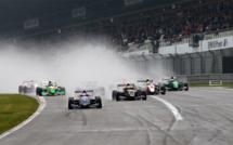 Eurocup FR 2.0 : Nurburgring, course 1