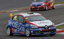 Eurocup Clio : Nurburgring, course 2