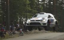 WRC : Rallye de Finlande