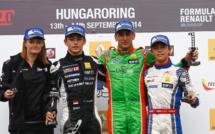 Eurocup FR 2.0 : Hongrie, course 1