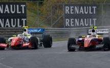 FR 3.5 : Hongrie, course 1