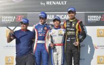 Eurocup FR 2.0 : Paul Ricard, course 1