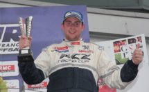 Peugeot RCZ Cup : Mathieu Lambert obtient 2 podiums à Nogaro