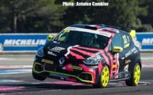 Clio Cup : Denis Bernardi termine une saison fantastique au Paul Ricard