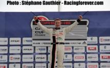 Porsche Carrera Cup : Ledogar et Glorieux champions au Paul Ricard