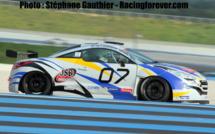 Peugeot RCZ Cup : Mathieu Lambert sur le podium final