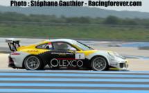 Porsche Carrera Cup : Castelli sur le podium au Paul Ricard