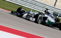 F1 : GP des USA, Hamilton prend le large