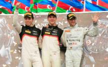 Blancpain : Vincent Abril, champion du monde en Junior